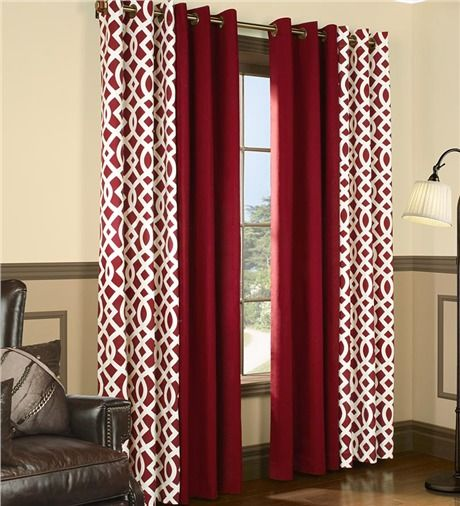 Curtains Ideas black and khaki curtains : 17 best ideas about Patio Door Curtains on Pinterest | Patio door ...