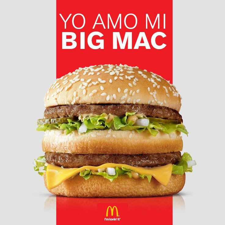 Big Mac - McDonald's Colombia #BigMac #McDonalds #Colombia
