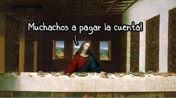 Pobre Jesús :(. | 31 Memes de Jesús que fueron creados en el mismísimo infierno