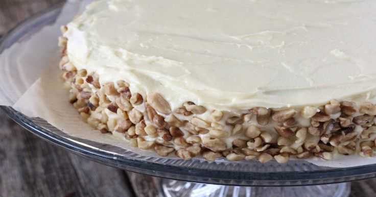 Gluten Free Carrot Cake for GAPS, Primal, and Paleo Diets