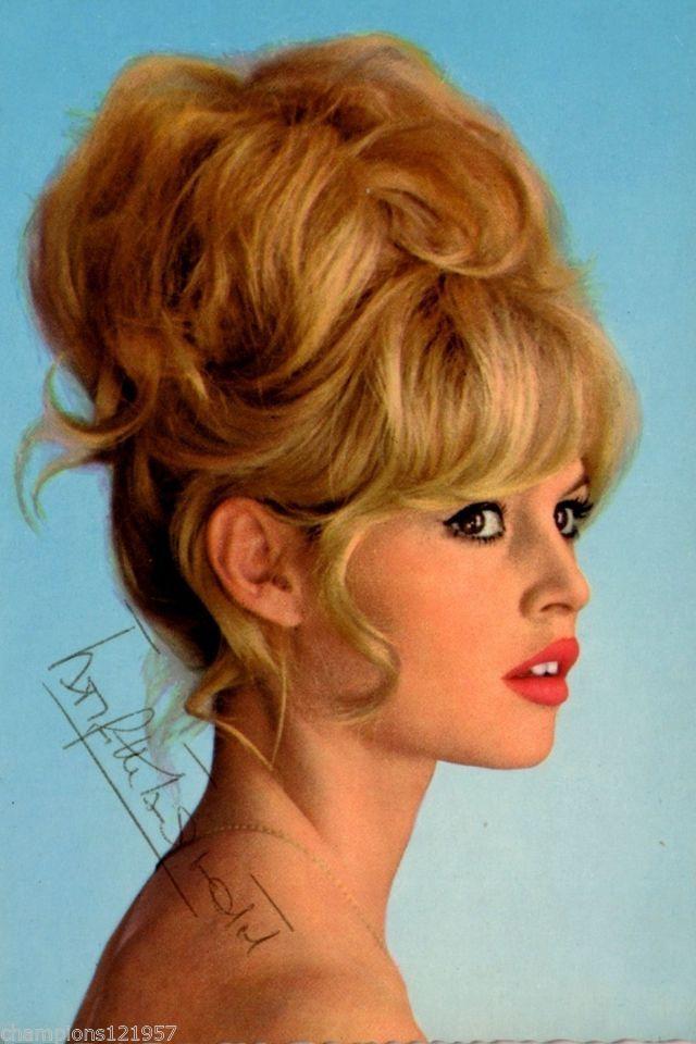 Brigitte Bardot ++Autogramm++ ++Sexy Film Legende++3