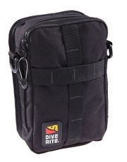 Dive Rite Bellows Zip Pocket with Daisy Chain The Bellows Zip Pocket from Dive Rite is a harness accessory pocket with a zippered closure and daisy chain webbing giving you quick access to trauma sheers or any tool you may need http://www.MightGet.com/january-2017-13/dive-rite-bellows-zip-pocket-with-daisy-chain.asp