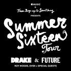 #Ticket  Drake and Future #MadisonSquareGarden 2 PLATINUM TICKETS BEST VIEWS of Stage! #NYC