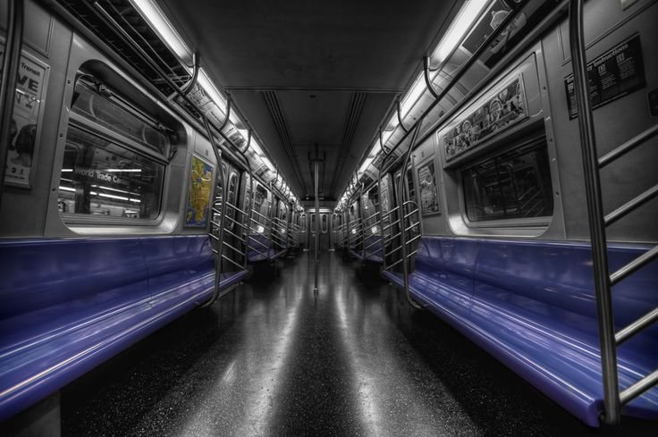 The E Train Selective by Chris Muir on 500px