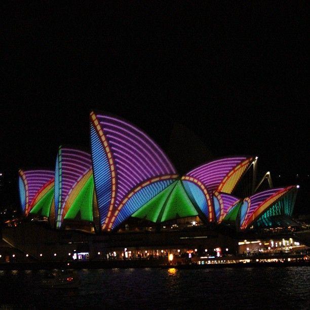 Vivid Sydney 2013 #Sydney #Australia