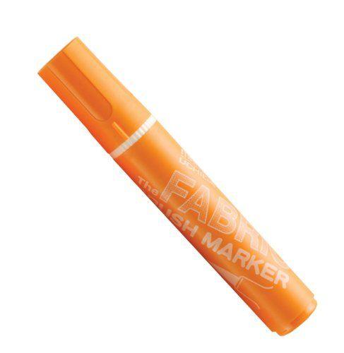 Uchida 722-C-7 Marvy Fabric Brush Point Marker, Orange UC... https://www.amazon.com/dp/B001760II0/ref=cm_sw_r_pi_dp_x_JroaybEJ09TC0