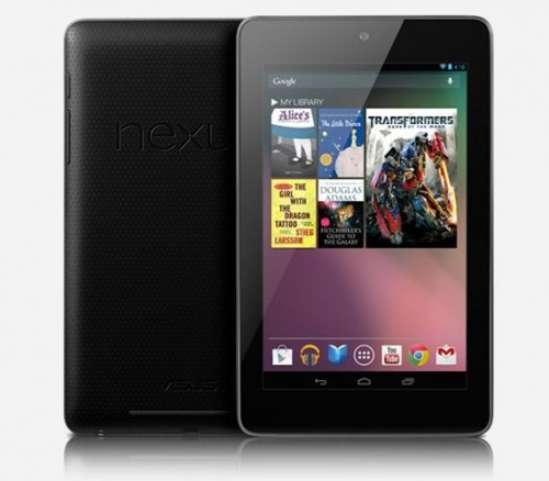 Box Packed New GOOGLE NEXUS 7 Tablet