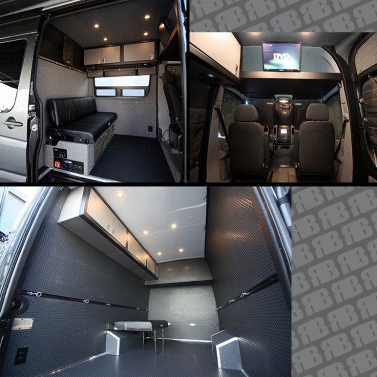 112 Best Images About Custom Built Sprinter Vans By RB