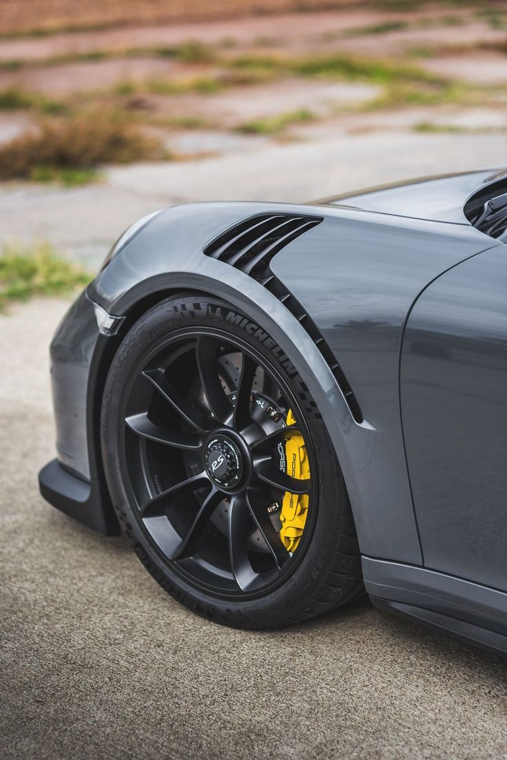 """Porsche GT3 RS""  #butzigear #performance #parts #styling #detailing #service #tuning #porsche #audi #bmw #vw #lifestyle #classiccar #collectorcar #porsche911 #gt3rs #rennlist #milford #connecticut"