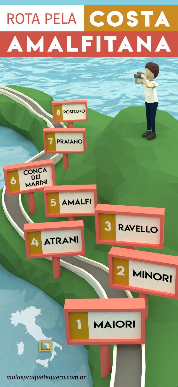 Fizemos um roteiro fotográfico pela Costa Amalfitana e voltamos com a certeza de que este será seu próximo destino na Itália! #italia #amalfi #fotografia