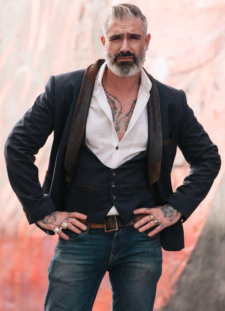 Lambskin Shawl Collar Blazer in 2019   Bracelets   Mens ...