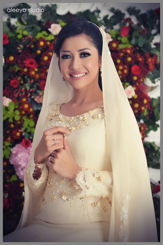 loving this selendang look. considering it for my nikah. #PerfectMuslimWedding