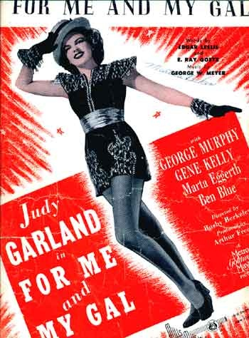 Best MGM Musicals | At the height of her screen popularity, Garland was supportive of her ...