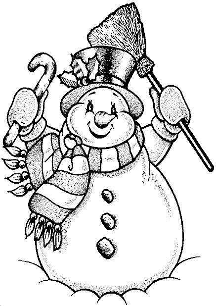 70 best Coloring Snowman images on Pinterest Coloring Snowmen