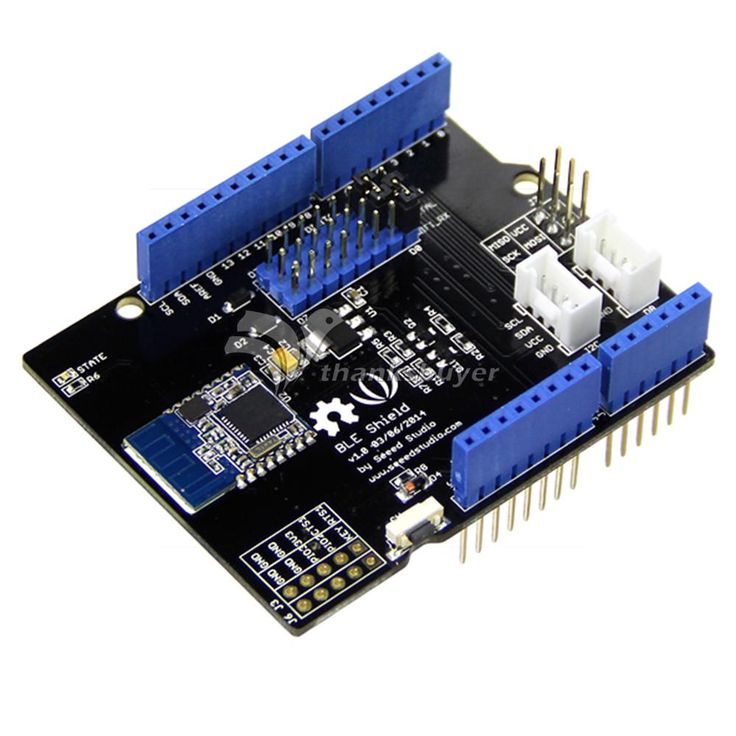 >> Click to Buy << Seeed BLE Shield Bluetooth Expansion Board Compatible with Arduino Seeeduino for DIY #Affiliate