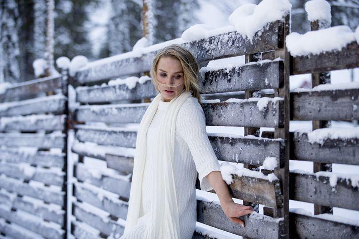 #piritadesign #mekko #dresses #klänningar #kleider #lapland #finland #linen #white  #linen #knitwear #finnishdesign #lapland, #linendesign, #design, #dress #piritadesign #sodankylä #finland #scarves #huivi #kotimainen #suomalainentyö  http://pirita.fi/#1