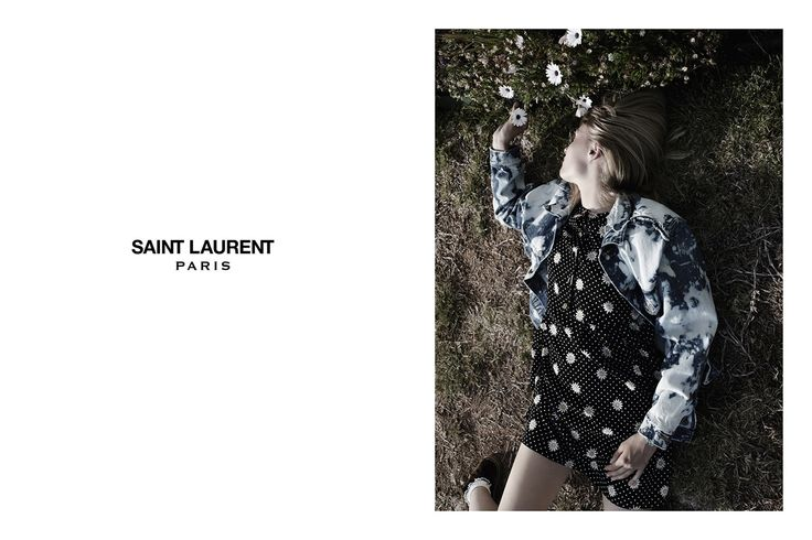 Saint Laurent Surf Sound collection