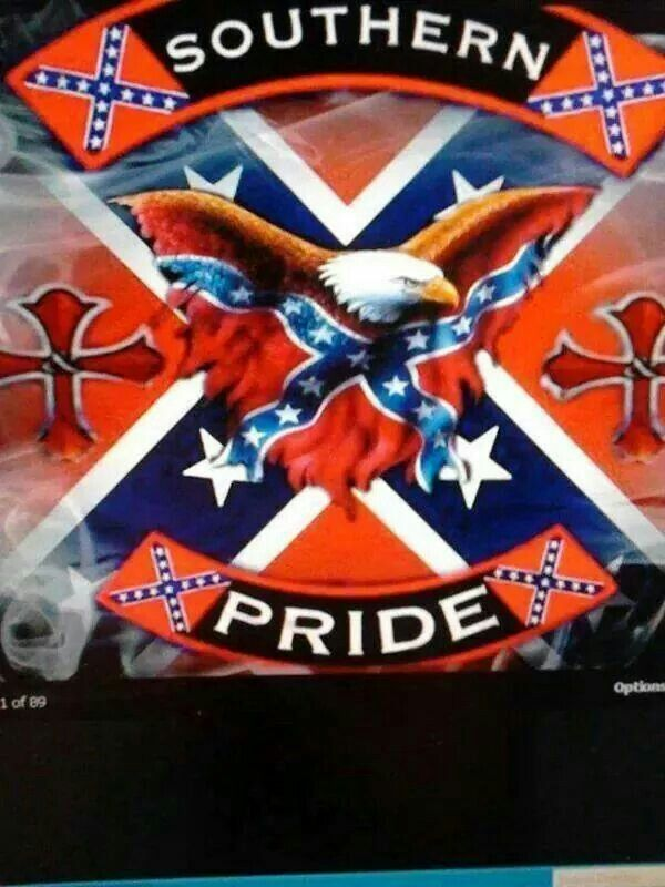 Southern Pride !                                                                                                                                                                                 More