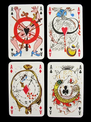 Poker Dali
