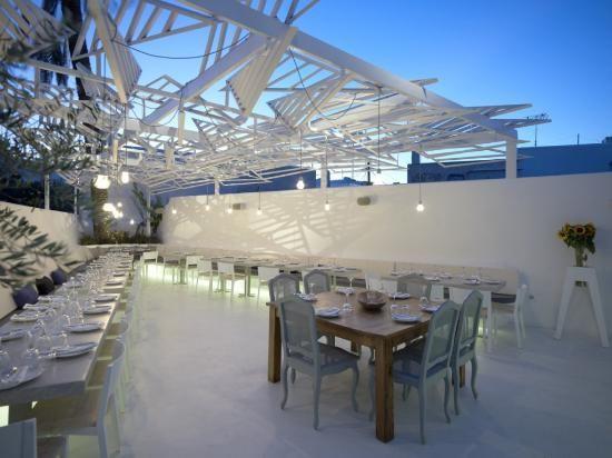 Phos Mykonos Restaurant Reviews, Mykonos Town, Greece - TripAdvisor