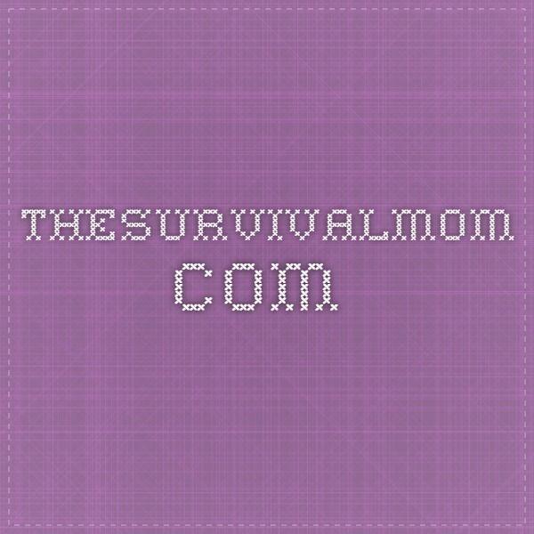 thesurvivalmom.com the LDS manual on emergency preparedness
