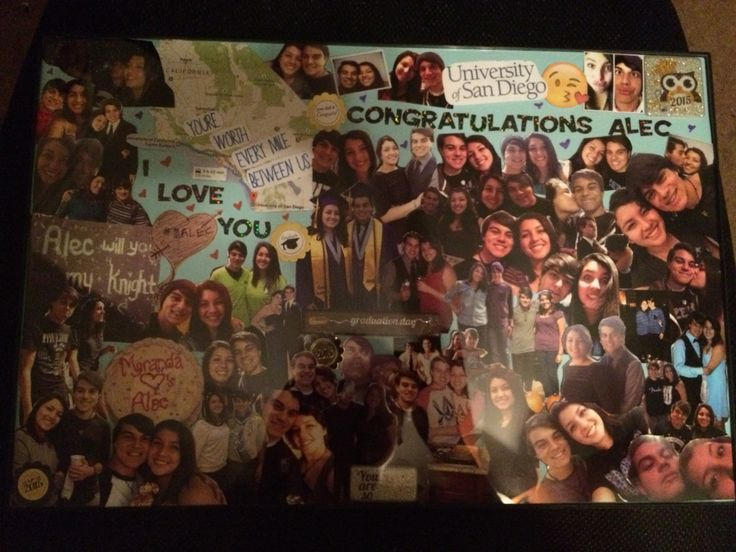 Diy Collage Picture Frames Colleges
