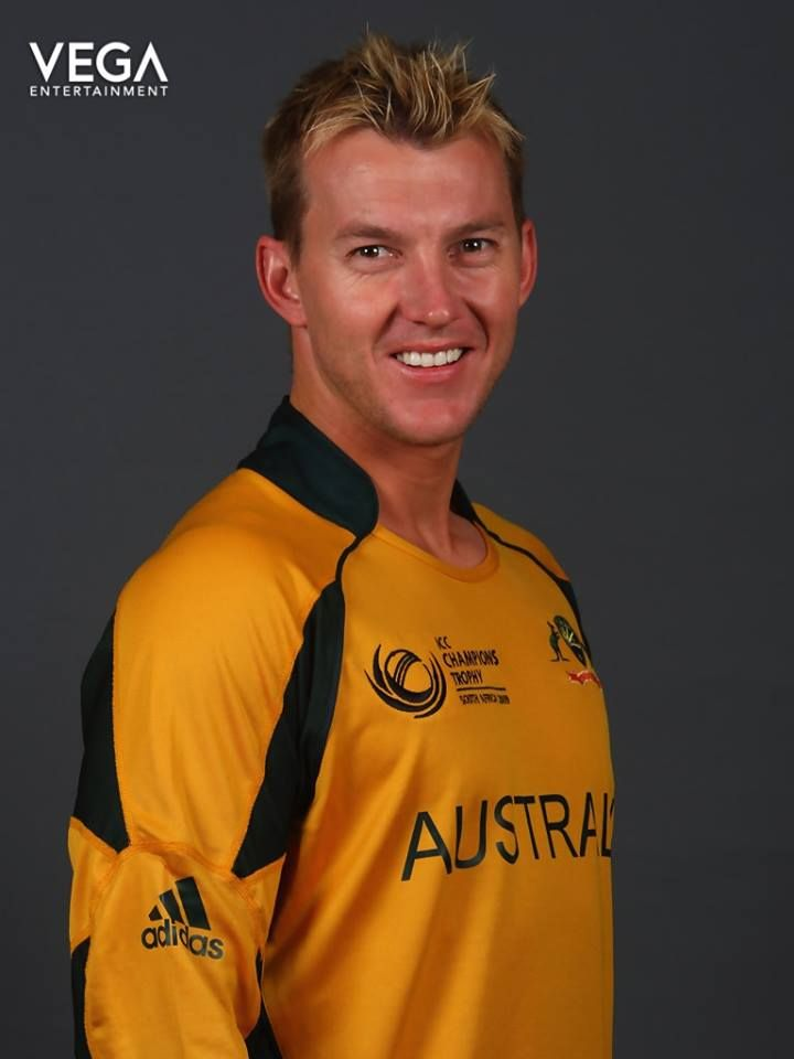 Vega Entertainment Wishes a Very Happy Birthday to Cricketer #BrettLee #Brett #Lee #Cricketer #Birthday #Wishes #November8 #Vega #Entertainment #Vegaentertainment