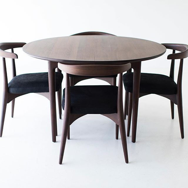 Modern Furnishings With A Focus On Wood Frames: Chairs, Sofas And Tables |  Craft · Oak HarborWood ...