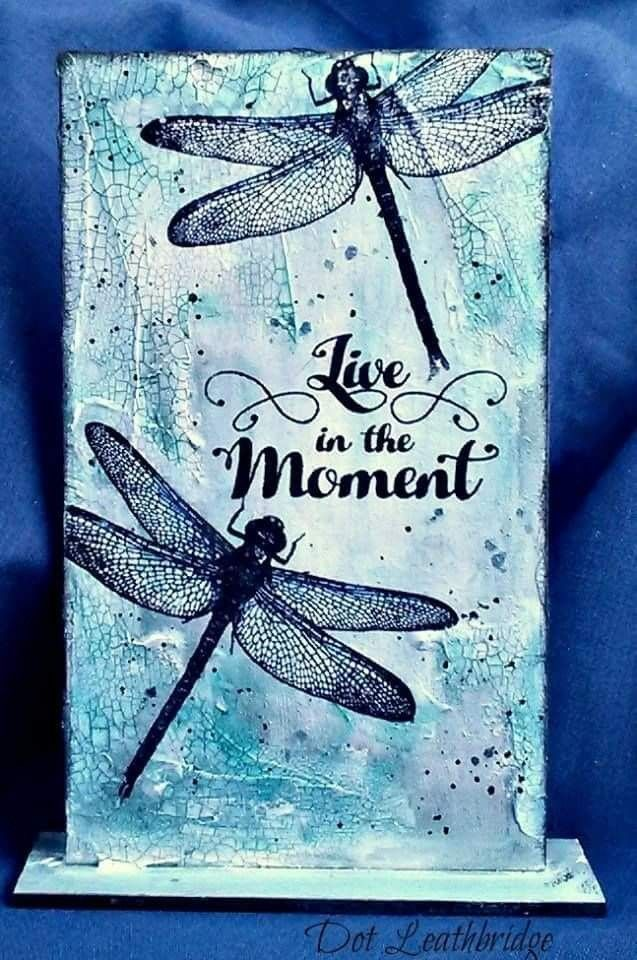 Live in the Moment ~
