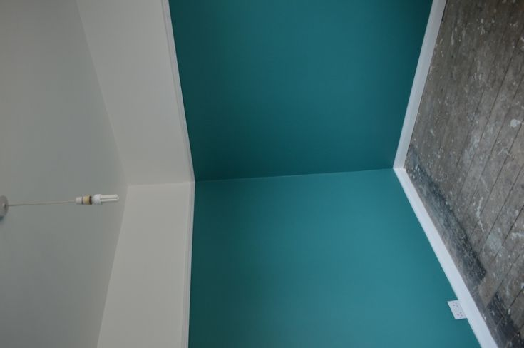 Guest Bedroom and Office - Dulux Proud Peacock | House