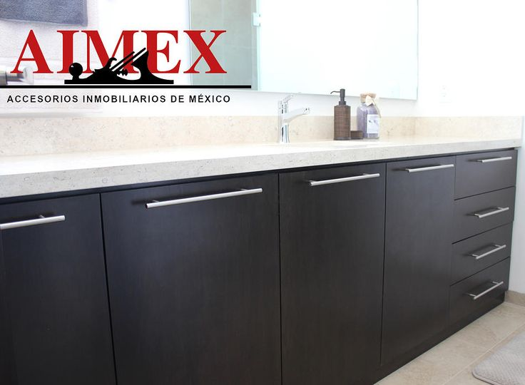 aimex MUEBLE DE BAÑO COLOR WENGUE  Madera like like like
