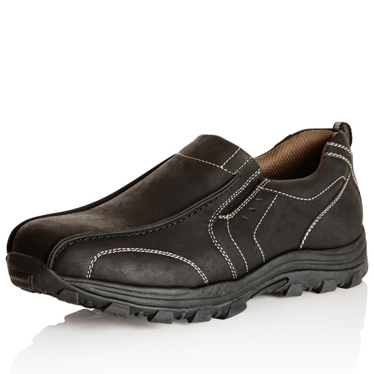 7561MCAS - Rivers Australia. Cole Tramline Slip-On  NOW $30.00 (24.12.15) (WAS $50.00) (19 Jan 16 = $25.00). 7561MCAS in Black  Elastic side panels allows for ease of entry and movement. Padded inner sole and collar for additional comfort. Phylon/TPR outsole makes this lightweight and comfortable.  MATERIAL(S):  SIZE CHART  RETURNS AVAILABLE IN: 6, 7, 8, 9, 10, 11, 12.