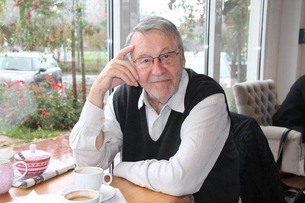 Im Heinrich-Böll-Jahr stehen für Günter Lamprecht eine Vielzahl von Lesungen auf dem Programm.