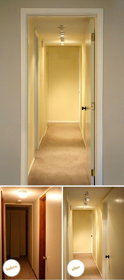 Paint Foyer Dark Or Light : Best images about hallway on pinterest hallways