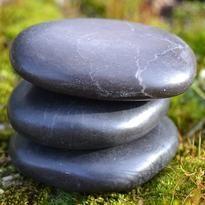 Masážní lávový kámen (bazalt), malý