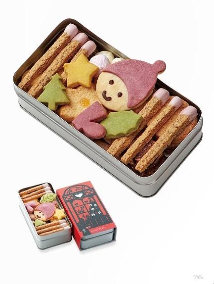Cookies The Little Match Girl/ Andersen