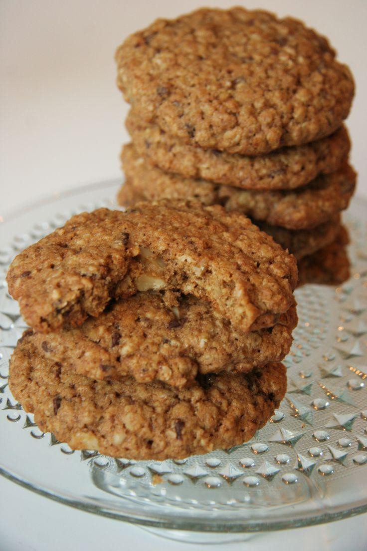 Cookies med havregryn og kokosblomstsukker_4