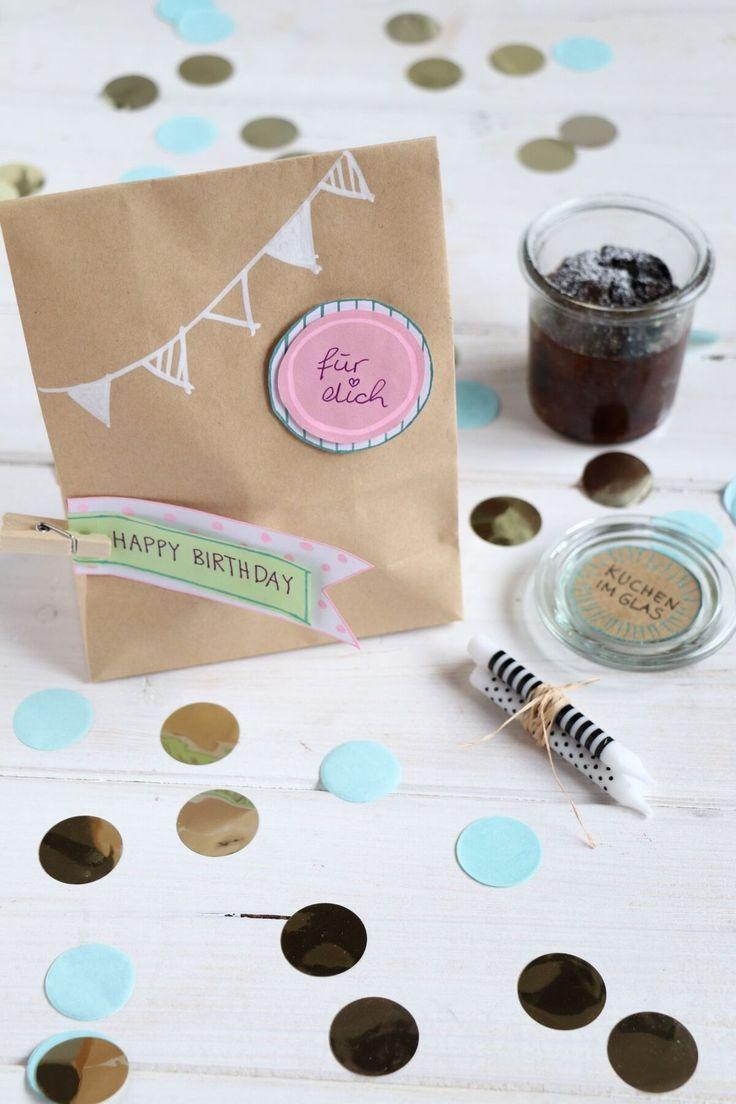 DIY: Geburtstag in der Tüte