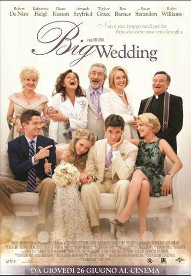The Big Wedding, scheda del film con Robert De Niro e Diane Keaton,  leggi la trama e la recensione, guarda il trailer, trova la programmazione del film.