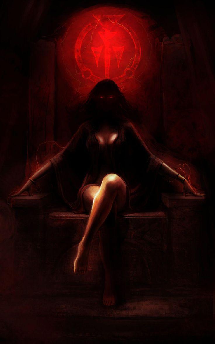 Kaileena - Prince of Persia: Warrior Within