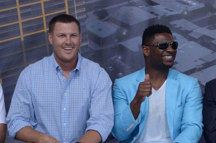 Chargers blocking Philip Rivers and Antonio Gates from attending LaDainian Tomlinson's Hall of Fame induction
