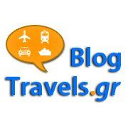 BlogTravels Logo. Visit www.blogtravels.gr - trips all over the world!