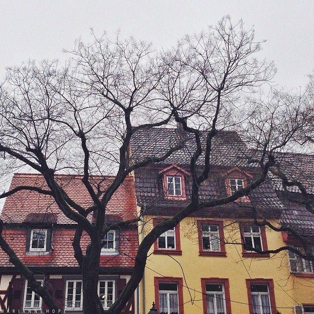 "@Marianne Hope's photo: """"A piece of Weinheim""  Good morning! Beautiful #Weinheim in #badenwurrtenberg #germany is really worth a visit!"""