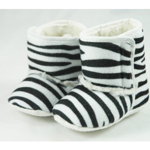 Animal Print Zebra and Leopard Baby Crib shoes Boots for Baby .http://www.polyvore.com/animal_print_zebra_leopard_baby/thing?id=45843118