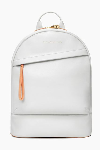 A Backpack You Can Wear To Work? Yes, Seriously #refinery29  http://www.refinery29.com/backpacks-for-work#slide-4  The inside boasts pockets with awesome organization, so you don't have to do all the work. ...