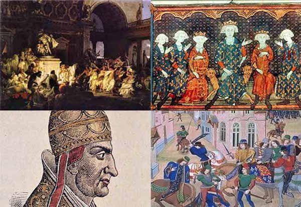 Orta Çağ'a Damgasını Vurmuş 10 Skandal   http://www.nouvart.net/orta-caga-damgasini-vurmus-10-skandal/
