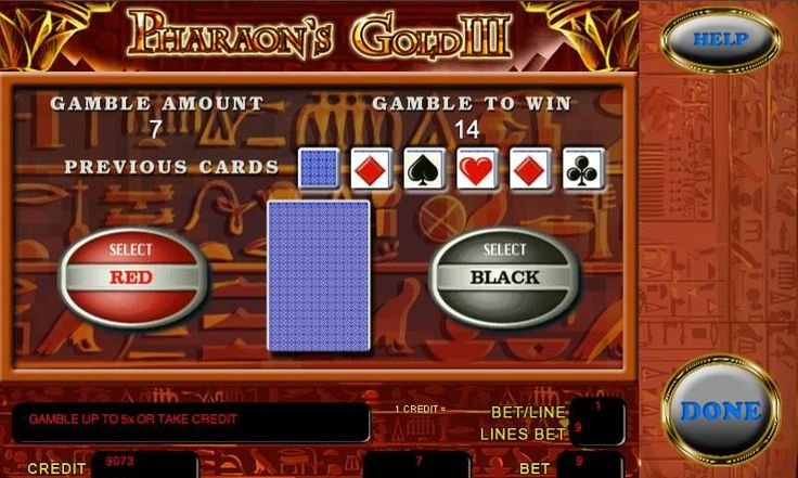 """Test your good luck with the new slot machine """"Pharaon Slots""""!<br>Features:<br>+ 5 reels<br>+ 9 lines<br>+ fully animated main screen<br>+ scatter symbol bonus game<br>+ possibility of doubling<br>+ magical atmosphere of ancient egyptian treasures<br>+ clear help screen<br>+ global highscore ladder<br>+ automatic addition of credits<br>+ no donates app<br>The excellent application for easy pastime for all. A long-awaited gift for fans of classic slot games. Pharaons Gold<br><br>Recent…"""