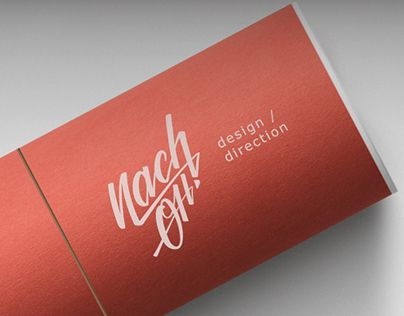 """Check out new work on my @Behance portfolio: """"NACH OH! Rebrand"""" http://be.net/gallery/33813724/NACH-OH-Rebrand"""