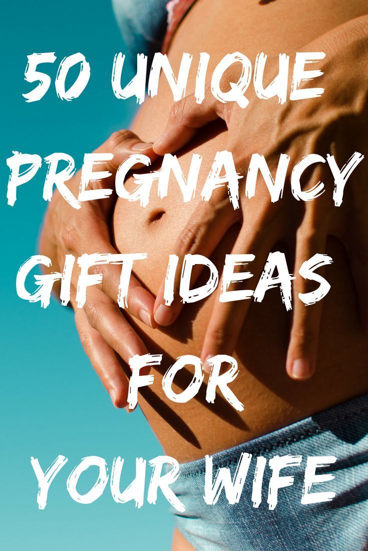 Pregnancy Gifts For Your Wife