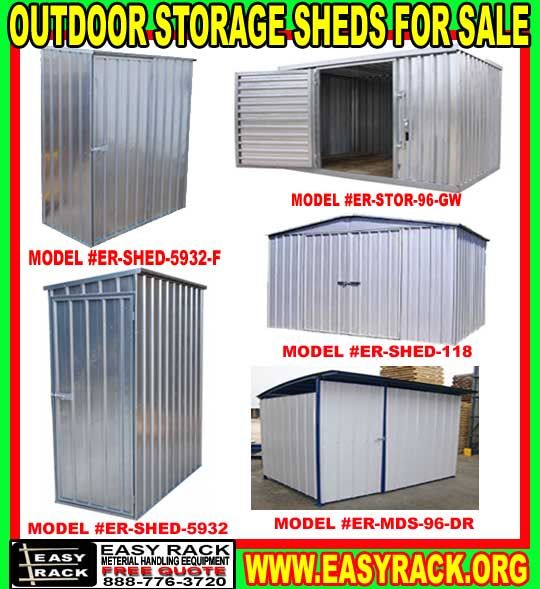 25 best ideas about metal storage sheds on pinterest for Outdoor storage ideas cheap
